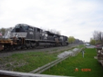 NS 2676 & NS 9365 head EB towards Gallitzin